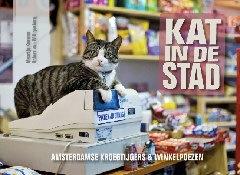 cover Kat in de Stad